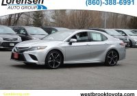 2018 toyota Camry Xse New Certified Pre Owned 2018 toyota Camry Xse Fwd 4dr Car