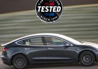 2019 Tesla Model 3 Awesome Our Tesla Model 3 Got Much Quicker after Firmware Update