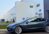 2019 Tesla Model 3 Lovely First Chinese Made Teslas are Delivered