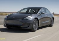 2019 Tesla Model 3 Luxury why the Updated 2019 Tesla Model 3 is A 2020 Car Of the Year