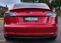 2019 Tesla Model 3 Unique Driven 2019 Tesla Model 3 Performance is Charged with