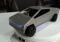 2020 Tesla Cybertruck Luxury Makes Of Tesla Cybertruck by toddsworld Thingiverse