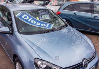2nd Hand Cars for Sale Near Me Beautiful Diesel Car Sign In Car Windscreen at A Used Cars On Sale at A …