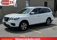 4×4 Cars for Sale Near Me Used Awesome Used 2018 Nissan Pathfinder