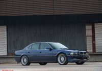 740 Bmw Best Of Truly A 7 Series On Steroids the Alpina B12 5 7 is One Of