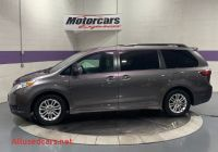 8 Seater Cars for Sale Near Me Elegant 2015 toyota Sienna Xle 8 Passenger Stock for Sale