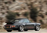 911 for Sale Luxury Singer Vehicle Design Restores and Modifies Existing Porsche