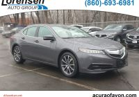 Acura Integra for Sale Awesome Certified Pre Owned 2017 Acura Tlx V6 W Technology Pkg with Navigation