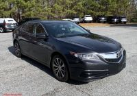 Acura Integra for Sale New Pre Owned 2015 Acura Tlx 4dr Car In Union City