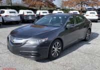 Acura Mdx Lease Deals 2015 Elegant Pre Owned 2015 Acura Tlx 4dr Car In Union City