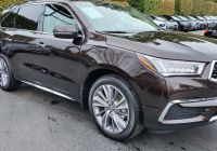 Acura Mdx Lease Deals 2015 Fresh Used Certified E Owner 2018 Acura Mdx Sh Awd W Technology