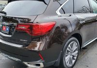 Acura Mdx Lease Deals 2015 Unique Used Certified E Owner 2018 Acura Mdx Sh Awd W Technology