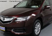 Acura Rdx 2016 Price Lovely Used 2016 Acura Rdx for Sale at Carter Acura