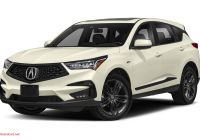 Acura Rdx 2016 Price Unique 2019 Acura Rdx A Spec Package 4dr Front Wheel Drive Pricing and Options