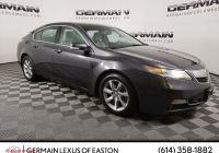 Acura Tl for Sale Luxury Pre Owned 2012 Acura Tl Tech Auto with Navigation