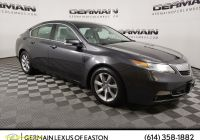 Acura Tl Luxury Pre Owned 2012 Acura Tl Tech Auto with Navigation