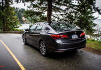 Acura Tlx 2016 Best Of 2015 Acura Tlx V6 Sh Awd Test Drive Review