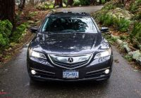Acura Tlx 2016 New 2015 Acura Tlx V6 Sh Awd Test Drive Review