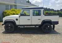 American Used Cars for Sale and Prices Beautiful Land Rover Defender 1991 for Sale