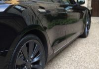 Are Tesla Awd Luxury New Color On 21s Tesla Model S 2013