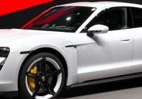 Are Tesla Cars All Electric Luxury Porsche Taycan