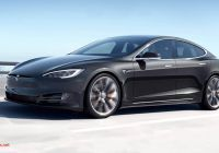 Are Tesla Cars Electric New Tesla Model S 2018 P100d Exterior Car S Overdrive