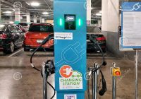 Are Tesla Charging Stations Free Elegant Charging Station for Electric Car Editorial Image Image