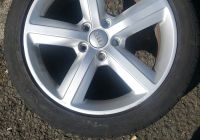 "Audi A3 2011 Beautiful 2 17"" Audi Wheels with Tyres"