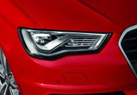 Audi A3 2015 Fresh Wel E to the Red Vroom Audi A3 Sportback S Line