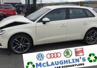 Audi A3 2016 Lovely Audi A3 2 0 Diesel Mclaughlin Car Dismantlers