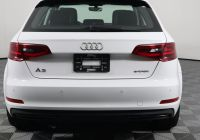 Audi A3 Hatchback Unique 2016 Audi A3 E Tron Premium Plus Fwd Hatchback