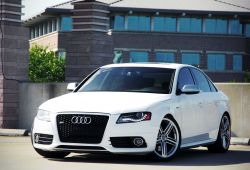 Beautiful Audi A4 2008