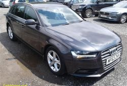 Awesome Audi A4 2014