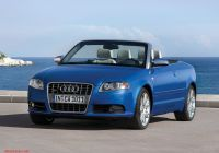 Audi A4 Convertible Unique Audi S4 Cabriolet Specs & Photos 2006 2007 2008