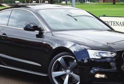 Luxury Audi A5 Dimensions