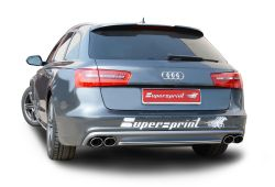 Awesome Audi A6 2010