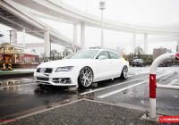 Audi A7 2013 Elegant Vossen Wheels World tour asia Pacific 2013 Gotrims Bring