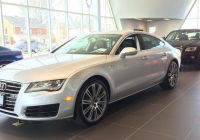 Audi A7 2014 Awesome Did You Know Audi Was the First Automaker to Embed A Factory