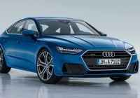 Audi A7 2017 Awesome Audi A7 2018 Dimensions
