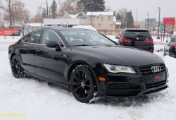 New Audi A7 for Sale