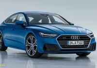 Audi A7 for Sale New Audi A7 2018 Dimensions