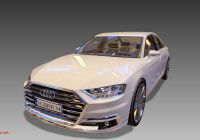 Audi A8 2012 Unique 3d Car Modeling 3d Car Vray Render 3d Car Animation 3d C
