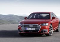 Audi A8 2017 Inspirational Audi S New Self Driving A8 is Perfect for Dealing with