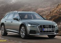 Audi Allroad for Sale Elegant 2020 Audi A6 Allroad Debuts with More Ground Clearance Tdi
