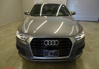 Audi Certified Pre Owned Awesome Certified Pre Owned 2017 Audi Q3 Premium Fwd Sport Utility
