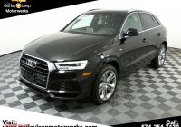 Audi Certified Pre Owned Best Of Certified Pre Owned 2018 Audi Q3 2 0t Premium Plus Awd