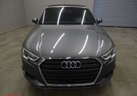 Audi Certified Pre Owned Elegant Certified Pre Owned 2017 Audi A3 Cabriolet Premium Fwd Convertible