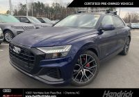 Audi Certified Pre Owned Elegant Certified Pre Owned 2019 Audi Q8 Prestige with Navigation & Awd