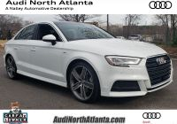 Audi Certified Pre Owned Lovely Pre Owned 2019 Audi A3 Sedan Premium Plus Fwd 4dr Car