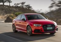Audi Cpo Elegant 2020 Audi Rs3 Review Pricing and Specs